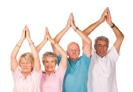 active senior yoga