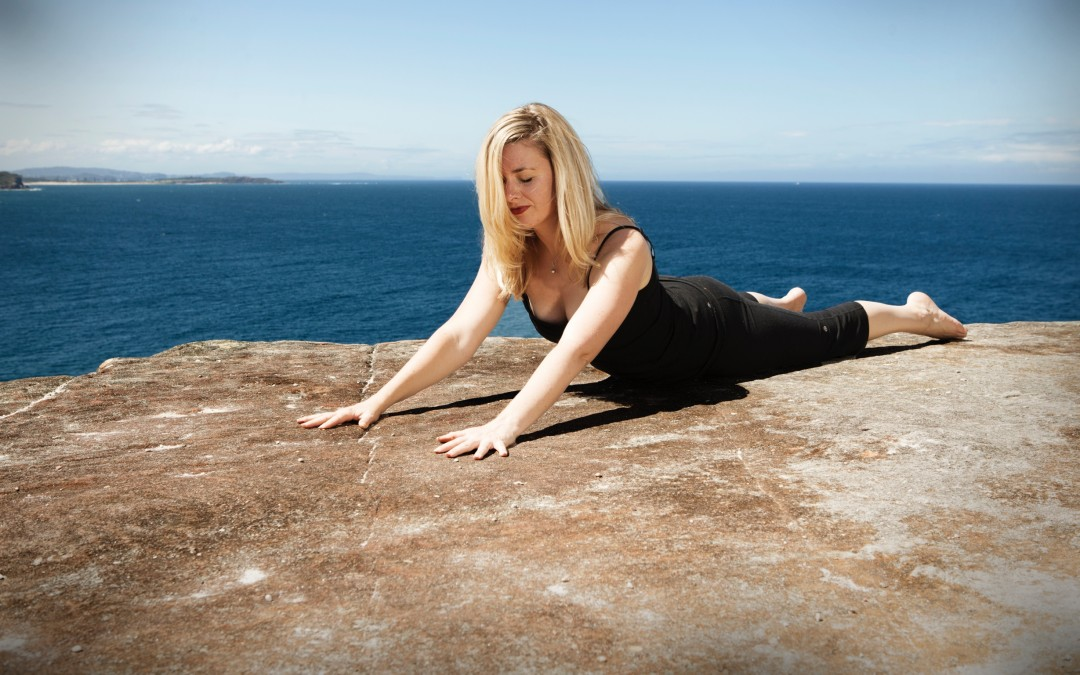 Welcome Restorative Yoga Specialist Kylie