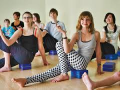 Term 2 Yoga Resumes May 2. Reserve your spot now.