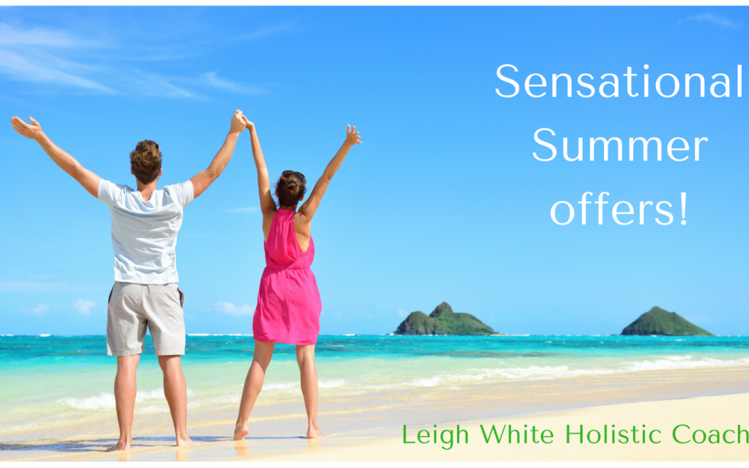 Sensational Summer Offer