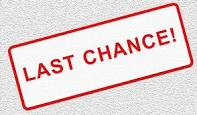 Last Chance! Make 2017 your Best Year Ever!  This Saturday!