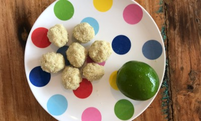 Healthy School Holiday Treats for the Kids