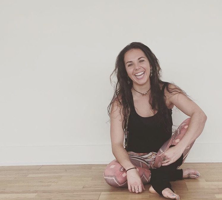 New! Monday 6am Yoga