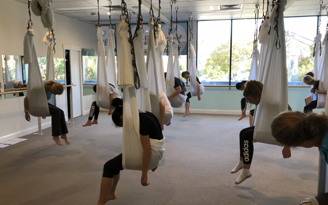Tweens and Teens Aerial Classes – Half Price!