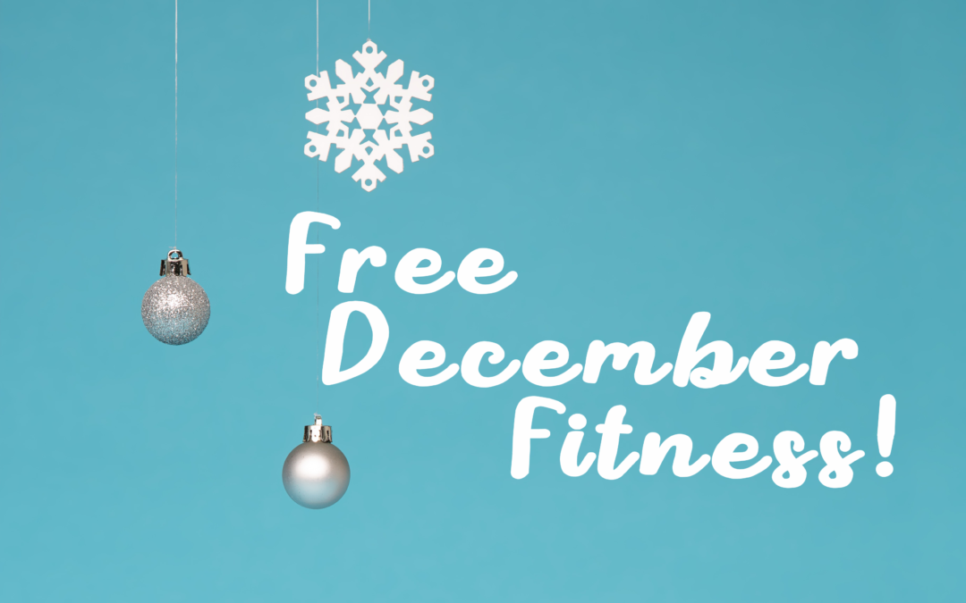 Finish the Year with Free Fitness