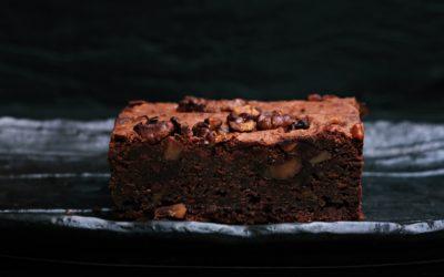 Kumera Brownie
