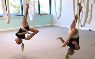 Aerial Teens and Tweens Term 3