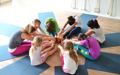 Kids Monday Yoga