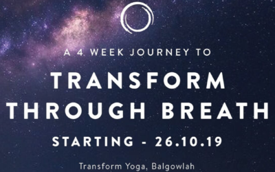 Transform Through Breath