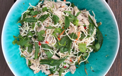 Chicken Noodle Salad Recipe