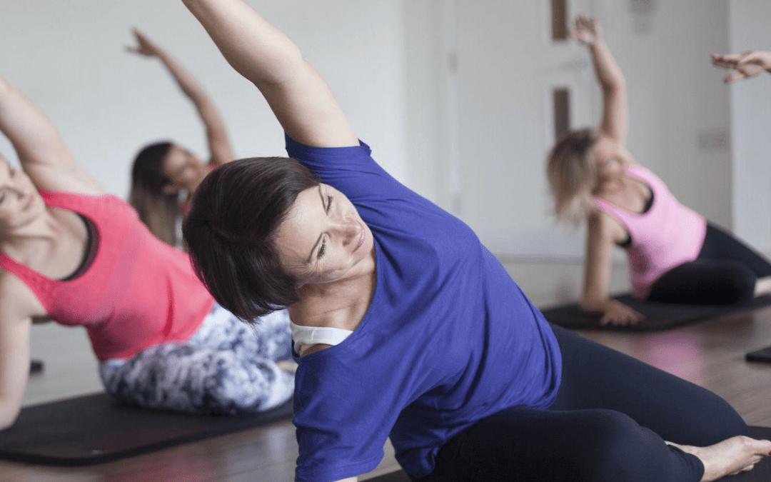 Community Class –  Free Pilates