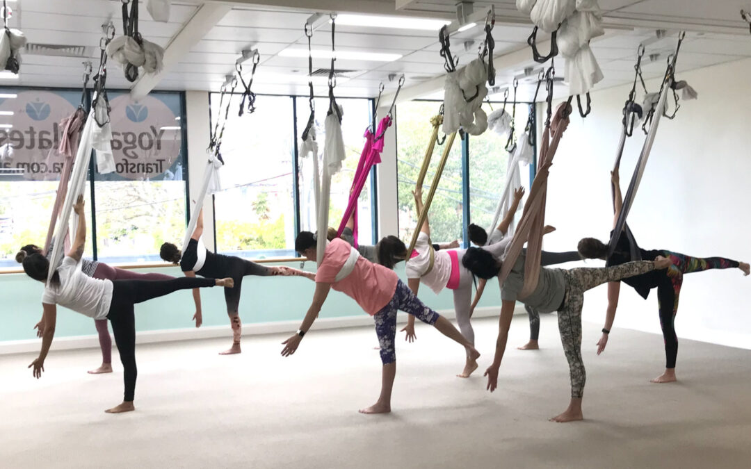 Free Aerial Class