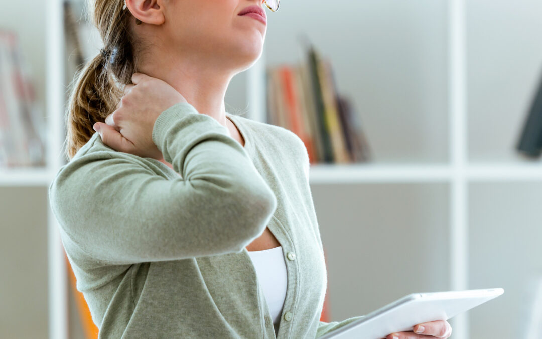Is an Ergonomic Set-up the Answer to My Neck Issues?