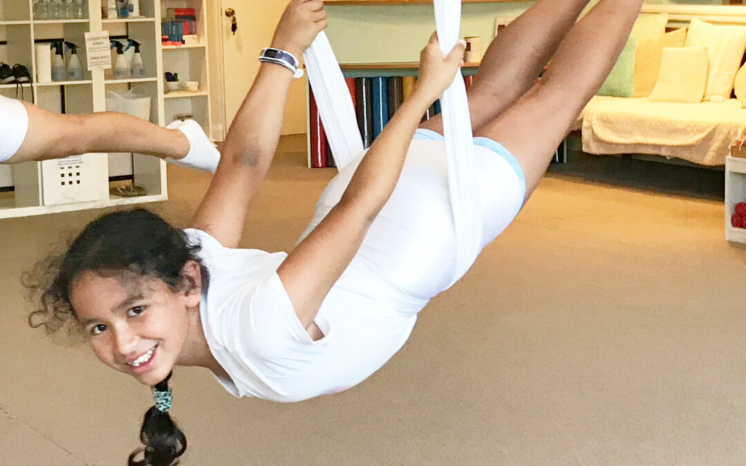 Kids Aerial – Pls Book Now for After Lockdown