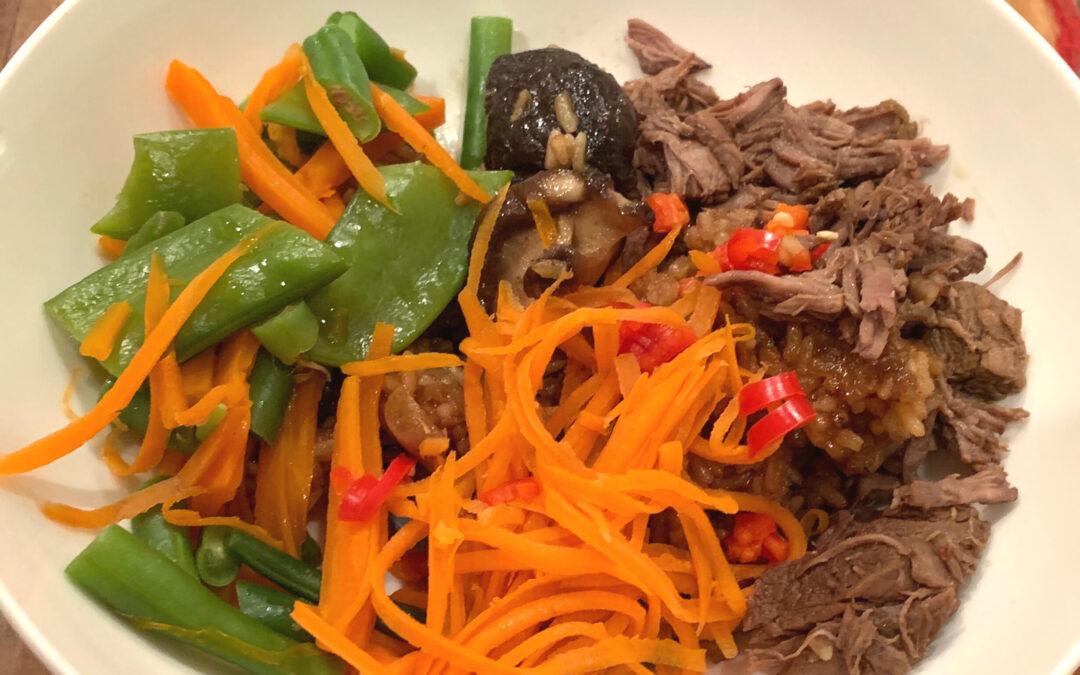 Slow Cook Asian Hotpot Recipe